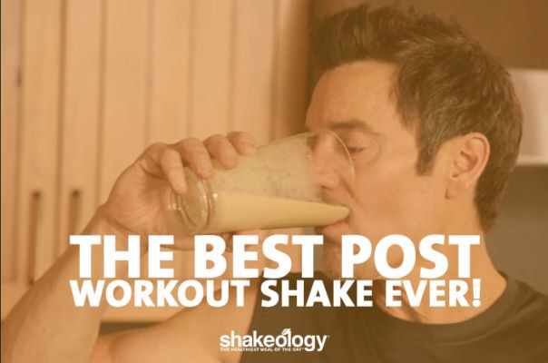 How to Use Shakeology